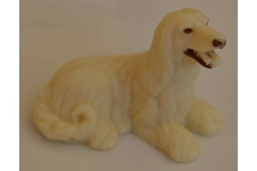 Cane cioccolato bianco
