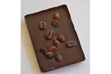 Barretta cioccolato fondente caffè