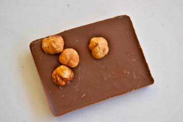 Barretta cioccolato al latte arachidi
