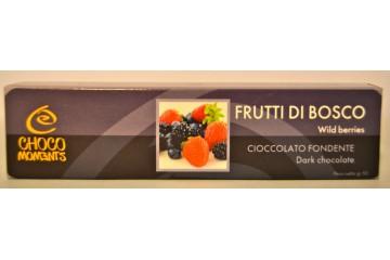 Barretta Fondente Frutti di Bosco