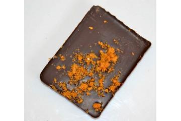 Barretta cioccolato fondente cannella