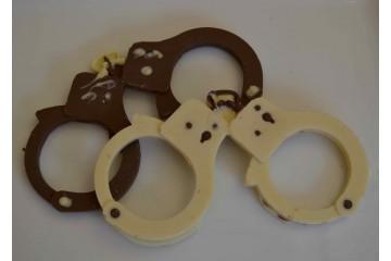 Manette cioccolato bianco e fondente